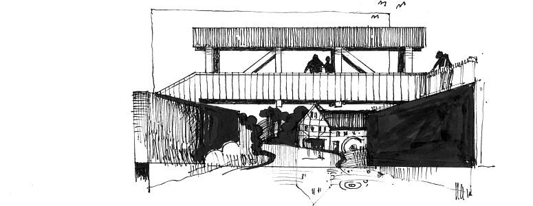 Zeichnung: Axel Gallun