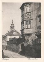- Blick in die Schlossgasse -